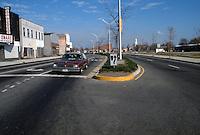 1987 November..Redevelopment.Church Street...STREET IMPROVEMENTS...NEG#.NRHA#..