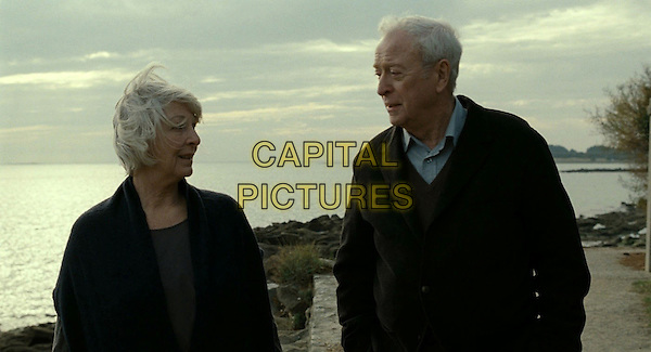 Jane Alexander, Michael Caine<br /> in Last Love (2013) <br /> (Mr. Morgan's Last Love)<br /> *Filmstill - Editorial Use Only*<br /> CAP/FB<br /> Supplied by Capital Pictures