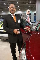 Slug: GM/DC AutoShow 2009.Date: 02-03-2009 .Photographer: Mark Finkenstaedt  .Location: Washington, DC Convention Center, Washington, DC.Caption: 2009 Washington DC AutoShow. ..GM Handout - Photo Mark Finkenstaedt