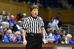 31 December 2015: Referee Kathleen Lynch. The Duke University Blue Devils hosted the University of North Carolina Wilmington Seahawks at Cameron Indoor Stadium in Durham, North Carolina in a 2015-16 NCAA Division I Women's Basketball game. Duke won the game 78-56.