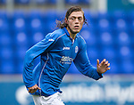 St Johnstone v Ross County....SPFL Development League...19.08.14<br /> Murray Davidson on return from injury<br /> Picture by Graeme Hart.<br /> Copyright Perthshire Picture Agency<br /> Tel: 01738 623350  Mobile: 07990 594431