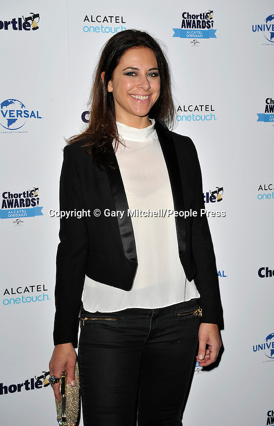 Belinda Stuart- Wilson attends the Chortle Awards at Ministry Of Sound on March 26, 2014 in London, England.
