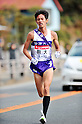 Kazuhiro Kuga (Komazawa-Univ), JANUARY 2, 2012 - Athletics : The 88th Hakone Ekiden Race the 4th section in Kanagawa, Japan. (Photo by Jun Tsukida/AFLO SPORT)