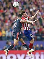 ATLETICO DE MADRID v FC BAYERN MUNCHEN.CHAMPIONS LEAGUE 2015/2016.