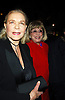 "Lauren Bacall and Phyllis Newman ..at The 7,486th performance of "" The Phantom of the     Opera"" on Broadway, when it became the Longest-Running Show in Broadway History on January 9, 2006 at The Majestic Theatre. ..Photo by Robin Platzer, Twin Images"