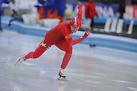 SCHAATSEN: AMSTERDAM: Olympisch Stadion, 02-03-2014, KPN NK Sprint/Allround, Coolste Baan van Nederland, Mayon Kuipers, ©foto Martin de Jong