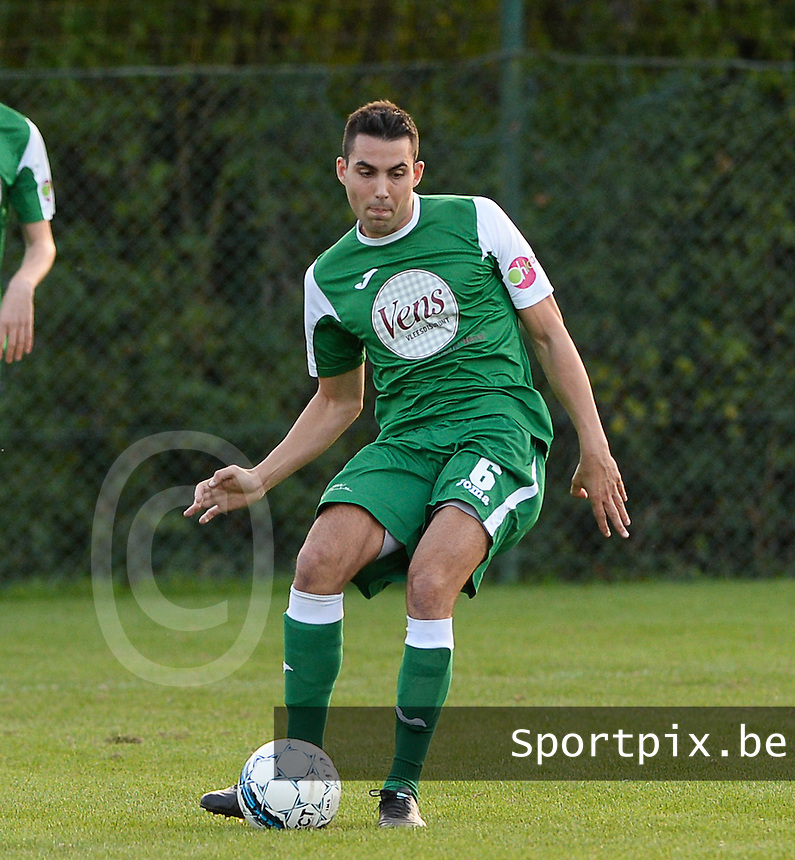 FC Lendelede Sport : Michiel Deltour<br /> Foto David Catry   VDB   Bart Vandenbroucke