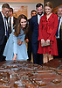 Kate Middleton Visits The Drai Museum, Luxembourg