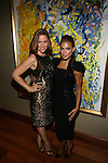 Amy Trucks and Actress Toni Trucks Attend Theia Spring 2014 Presentation Held at the New York Palace, NY