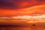 Grand Cayman Sunrise and Sunset