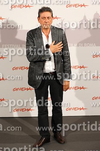 28.10.2010, Civic Center, Rom, ITA, Rome International Film Festival, im Bild Sergio CASTELLITTO.International Giury - Giuria Internazionale.EXPA Pictures © 2010, PhotoCredit: EXPA/ InsideFoto/ Andrea Staccioli +++++ ATTENTION - FOR AUSTRIA AND SLOVENIA CLIENT ONLY +++++..