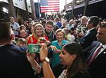 Hillary Clinton stumps Reno 082516