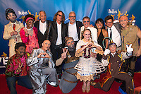 LAS VEGAS, NV - July 14, 2016: Cast and Crew pictured arriving at The Beatles LOVE by Cirque Du Soleil at The Mirage Resort in Las vegas, NV on July 14, 2016. Credit: Erik Kabik Photography/ MediaPunch