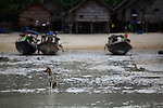 Thailand, Koh Surin Moken Village 03.2011