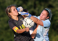 Girls Varsity Soccer vs. Chatard 9-15-11