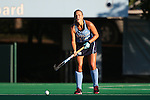23 September 2016: North Carolina's Ashley Hoffman. The University of North Carolina Tar Heels hosted the Syracuse University Orange at Francis E. Henry Stadium in Chapel Hill, North Carolina in a 2016 NCAA Division I Field Hockey match. UNC won the game 3-2 in two overtimes.