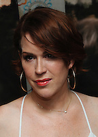 "NEW YORK, NY - August 15 : Molly Ringwald attends the New York screening for "" A )Tale of Love and Darkness"" on august 15, 2016 at the Crosby Hotel in New York City.  Photo Credit:John Palmer/ MediaPunch"