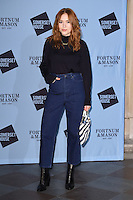 LONDON, UK. November 16, 2016: Angela Scanlon at the launch of the Skate 2016 at Somerset House Ice Rink, London.<br /> Picture: Steve Vas/Featureflash/SilverHub 0208 004 5359/ 07711 972644 Editors@silverhubmedia.com