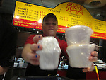 Rudy's BBQ, Austin, Texas