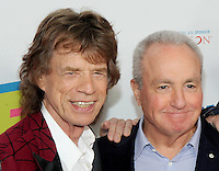 NEW YORK, NY - NOVEMBER 15:  Mick Jagger and Lorne Michaels attend The Rolling Stones Exhibitionism opening night at Industria Superstudio on November 15, 2016 in New York City. Photo by John Palmer MediaPunch
