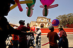 """Street scenes during colorful and festive """"Semana Santa"""" (Saint week) in Antigua, Guatemala. A passionate sensory experience that mingles Spanish and Mayan traditions in the week before Easter.  ...Antigua, a colonial town, is a UNESCO World Heritage site."""