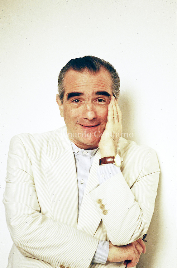 Martin Scorsese, (born November 17, 1942)is an American film director, screenwriter, producer, actor, and film historian. Lido Venezia, settembre 1993. © Leonardo Cendamo / rosebud2