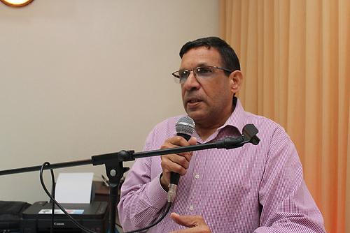 Dr Ysócrates Peña Reyes, director ejecutivo del CRD