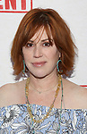 Molly Ringwald attends the Broadway Opening Night Performance of  'Indecent' at The Cort Theatre on April 18, 2017 in New York City.