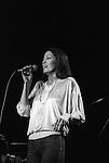 Rita Coolridge in concert 1978 West Berlin Germany.