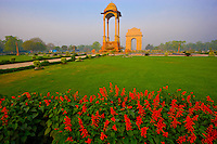 India Gate and Staute Canopy   Delhi, India