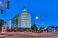 American, Broadcasting, Company, (ABC), Burbank, CA, California,