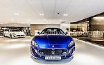 EHW Architects - Maserati, Old Brompton Road, London  9th September 2014