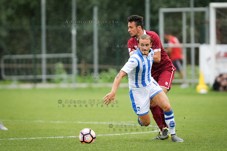 Bulevardi Danilo (Pescara) during the withdrawal preseason Serie A; match friendly between Pescara vs San Nicolò, on July 28, 2016. Photo: Adamo Di Loreto/BuenaVista*photo