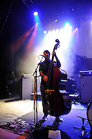 LONDON, ENGLAND - AUGUST 30: Bob Crawford of 'The Avett Brothers' performing at Shepherd's Bush Empire on August 30, 2016 in London, England.<br /> CAP/MAR<br /> &copy;MAR/Capital Pictures /MediaPunch ***NORTH AND SOUTH AMERICAS ONLY***