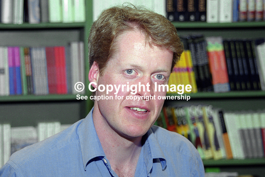 9th Earl Spencer, aka Charles Spencer, author, historian, journalist, Althorp, Northamtonshire, UK, at 2012 Hay-on-Wye International Book Festival, Wales. Brother of Diana, Princess of Wales. 200505313.<br /> <br /> Copyright Image from Victor Patterson,<br /> 54 Dorchester Park, Belfast, UK, BT9 6RJ<br /> <br /> t1: +44 28 90661296<br /> t2: +44 28 90022446<br /> m: +44 7802 353836<br /> <br /> e1: victorpatterson@me.com<br /> e2: victorpatterson@gmail.com<br /> <br /> For my Terms and Conditions of Use go to<br /> www.victorpatterson.com