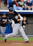 13 March 2008: Florida Marlins' outfielder Cody Ross in action during a Spring Training game against the Washington Nationals at Space Coast Stadium, in Viera, Florida. The Marlins defeated the Nationals 2-1 in the Grapefruit League matchup...Mandatory Photo Credit: Ed Wolfstein Photo