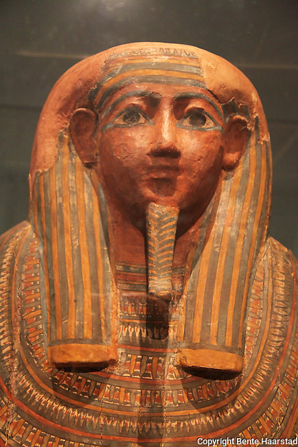 With nearly 4,000 aretefacts, the museum has one of the largest collections of ancient Egyptian art in central Europe. Highlights are the Statue of Crown Prince Sheshonq from the 9th century BC, and 3rd century B. Seated Cat. Artworks in the property of the Museum of Fine Arts are under the copyright of the Museum. An official request has to be made to the museum in case of editoral or other use of photos of the museums artwork.