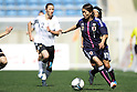 Kozue Ando (JPN), MARCH 7, 2012 - Football / Soccer : Kozue Ando of Japan in action during the Algarve Women's Football Cup 2012 final match between Germany 4-3 Japan at Algarve Stadium, Faro, Portugal. (Photo by AFLO) [2268]