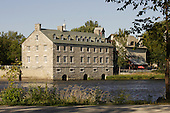 Île-des-Moulins, the second most important historical site in Quebec, the park is open year round..