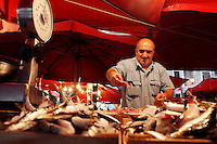 Fish Market, Cataina, Sicily