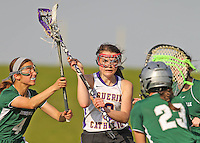 Girls Varsity Lacrosse vs. Zionsvile 5-8-14