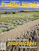 PRODUCT: Magazine<br /> TITLE: <br /> CLIENT: Prairies North