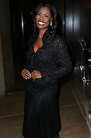 BEVERLY HILLS, CA, USA - OCTOBER 28: Omarosa Manigault arrives at the 25th Annual Courage in Journalism Awards held at the Beverly Hilton Hotel on October 28, 2014 in Beverly Hills, California, United States. (Photo by Xavier Collin/Celebrity Monitor)