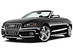 Audi S5 Quattro Convertible 2011 Stock Photo