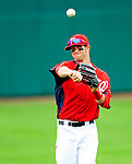 1 March 2011: Washington Nationals' first round draft pick Bryce Harper in action during a Spring Training game against the New York Mets at Space Coast Stadium in Viera, Florida. The Nationals defeated the Mets 5-3 in Grapefruit League action. Mandatory Credit: Ed Wolfstein Photo