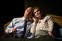 "London, UK. 11/01/2012. ""Lovesong"", written by Abi Morgan and created by Frantic Assembly opens at the Lyric Hammersmith. Picture shows: Sam Cox (as Billy) and Sian Phillips (as Maggie). Photo credit: Jane Hobson"