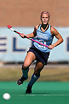 25 October 2014: North Carolina's Casey Di Nardo. The University of North Carolina Tar Heels hosted the Wake Forest University Demon Deacons at Francis E. Henry Stadium in Chapel Hill, North Carolina in a 2014 NCAA Division I Field Hockey match. UNC won the game 3-1.