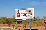 Anti Corruption Sign