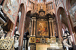 St Salvatorskathedraal - Saviour's Cathedral; Bruges; Belgium; Europe