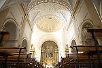 St Teresa Convent - Built in 1636, Avila, Castile and Leon, Spain
